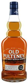 Old Pulteney Scotch Single Malt 12 Year 750ml